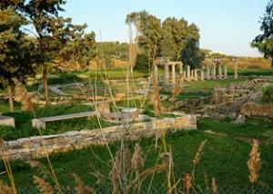 De tempel van Artemis