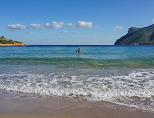 De stranden van Porto Rafti